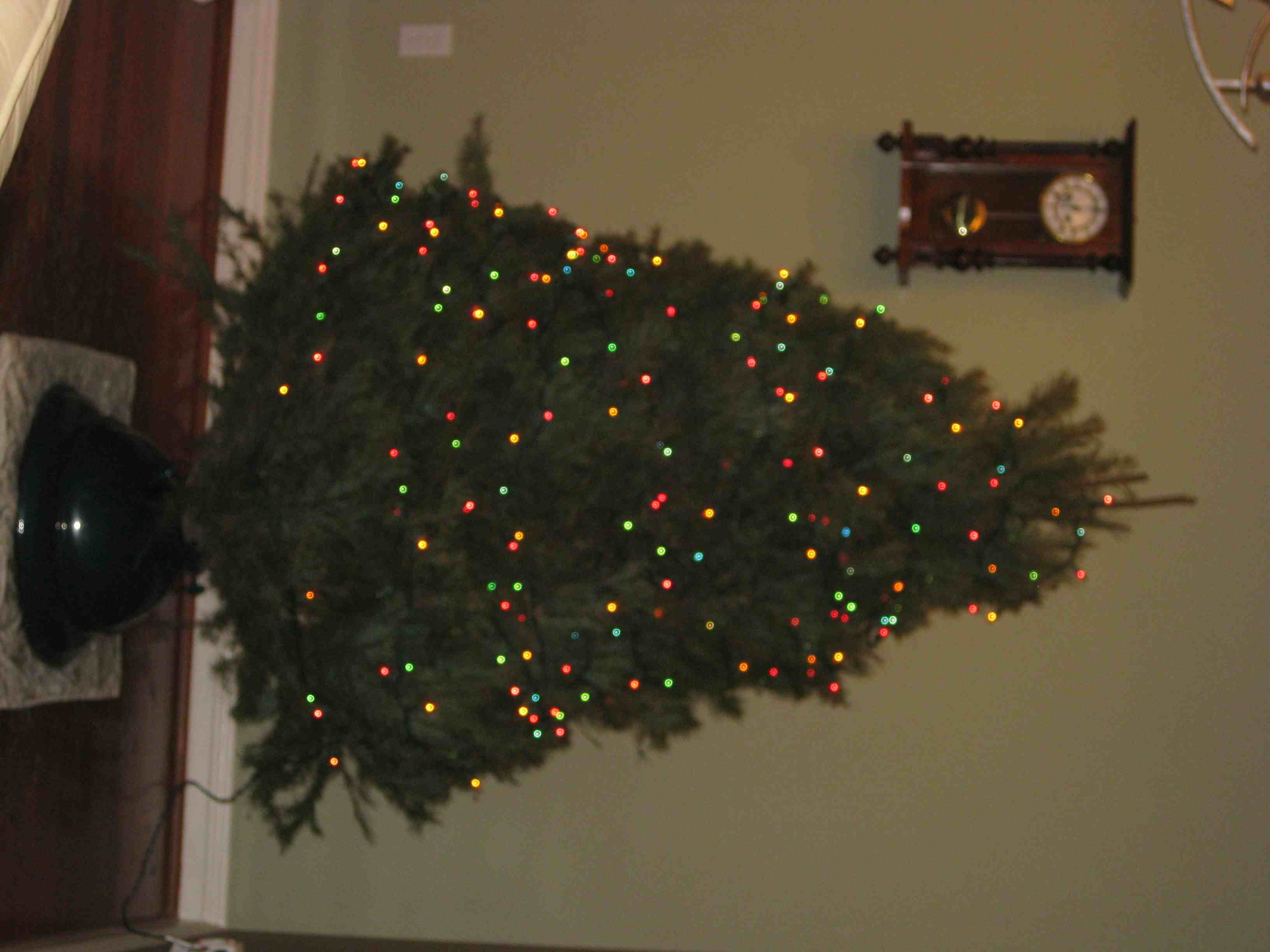 Decorate Christmas Tree Without Ornaments christmas tree | kelocity