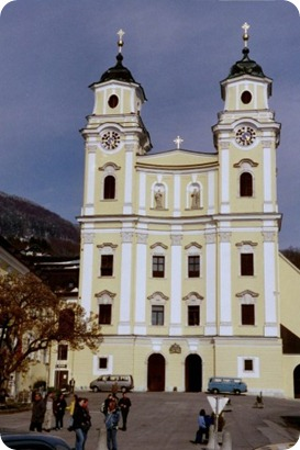 sound of music church