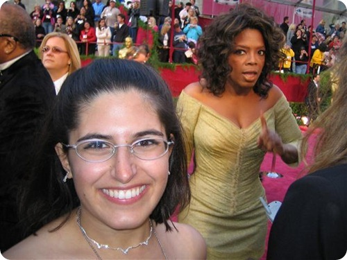 Kelley and OPRAH