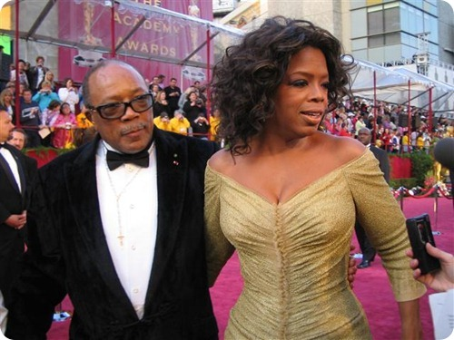 Quincy Jones and Oprah2