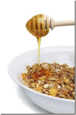 Honey Granola Power Bowl