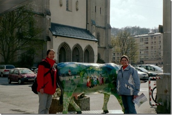 Me and a girl i met in salzburg