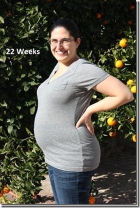 22 Weeks