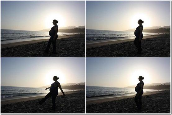 Beach Post