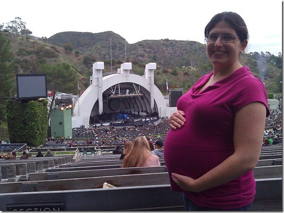 Coldplay at Hollywood Bowl (1)