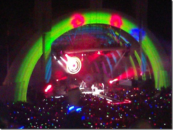 Coldplay at Hollywood Bowl (5)