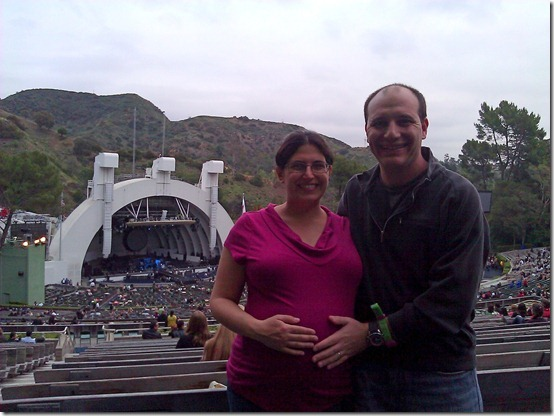Coldplay at Hollywood Bowl (6)